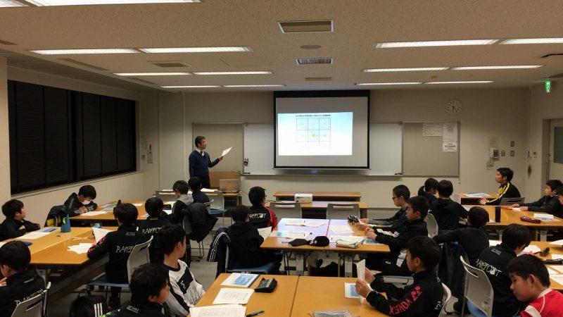 札幌市 NPO法人ベアフットスポーツクラブ様 マンダラチャート目標達成ワークショップ